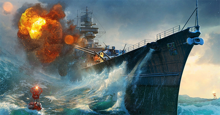 крейсер Prinz Eugen