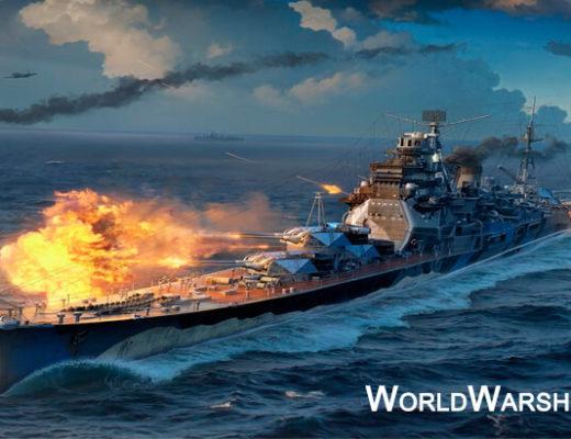 бесплатная игра World of Warships