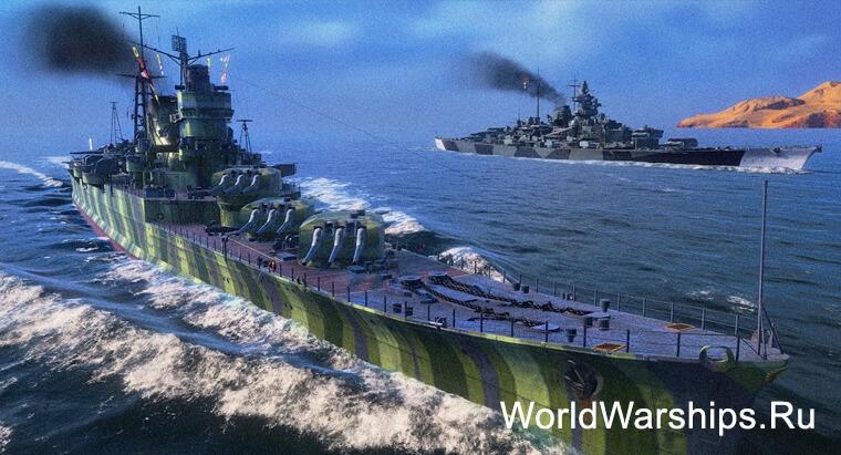 Могами (Mogami) — японский крейсер