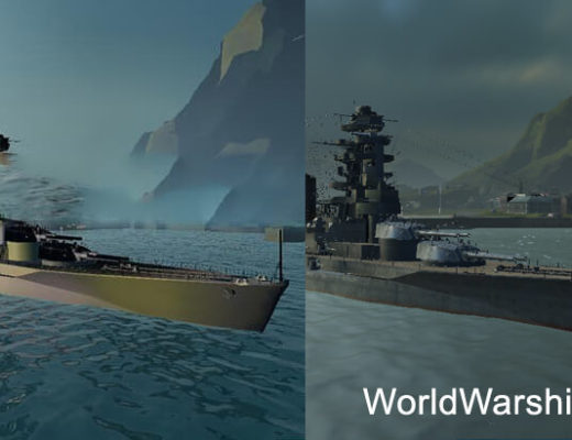 Сжатые текстуры World of Warships 0.8.11