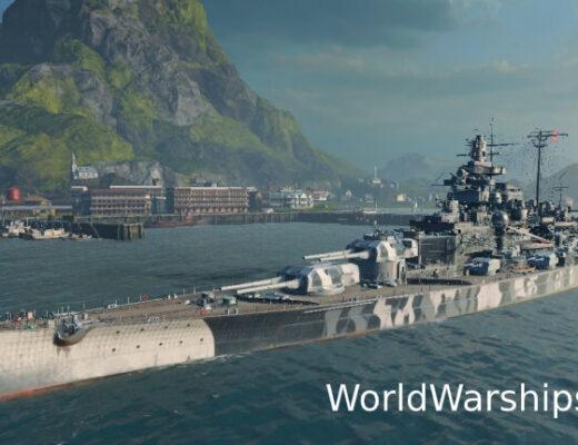 как играть на линкоре world of warships