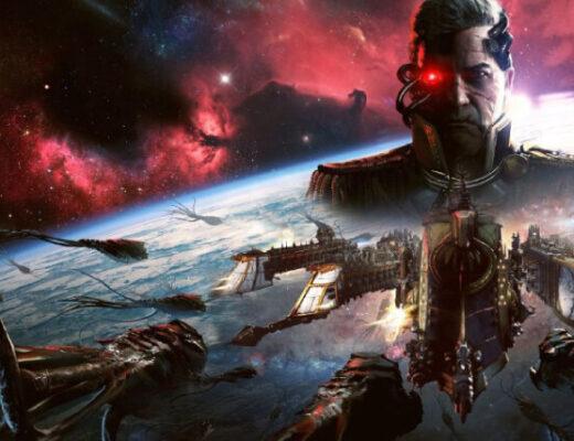 корабли и полководцы Warhammer 40