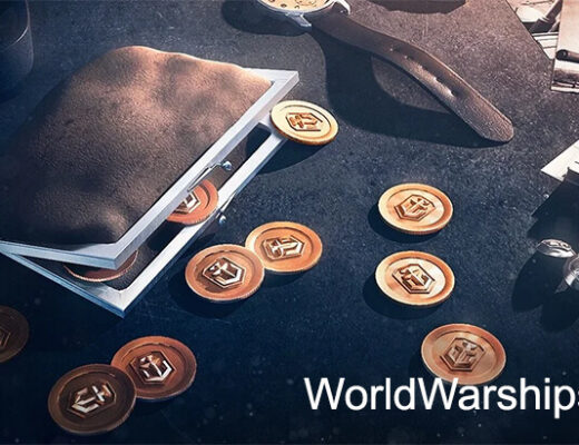 бесплатные дублоны World of Warships