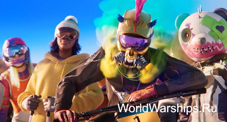 MMO Riders Republic