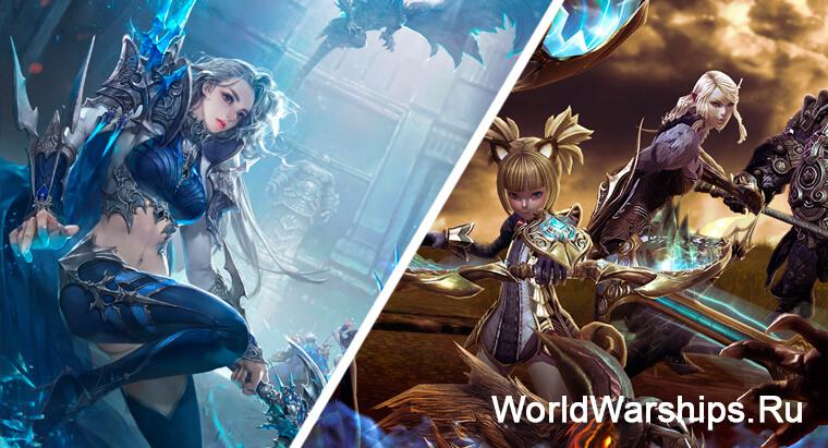 Топ 10 бесплатных MMORPG