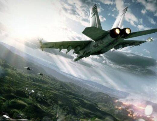 Battlefield 4 истребители