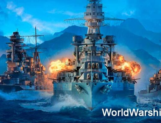 world of warships уровни кораблей