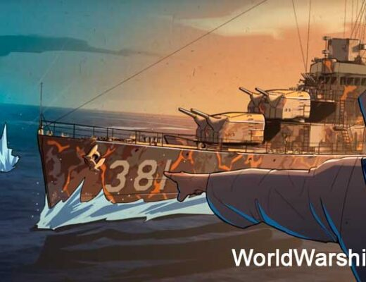 Годзилла и Конг в World of Warships