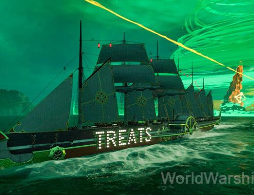World of Warships 0.10.9